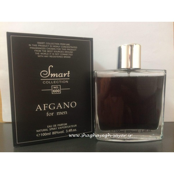 Smart Collection 600 Black Afgano